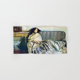 John Singer Sargent - Nonchaloir - Digital Remastered Edition Hand & Bath Towel