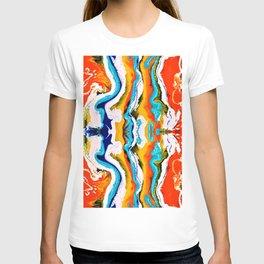 abstract shapes 6 T-shirt