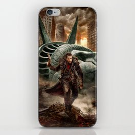 Radioactive Evolution by Dusan Markovic iPhone Skin