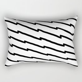 Raw Pattern Series: n.2 Rectangular Pillow