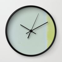film Wall Clocks featuring film by Alexandra Bauer