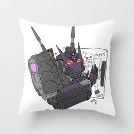Fanboy Tarn Throw Pillow