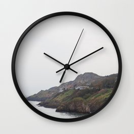 Ireland Coast Wall Clock