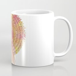 MANDALA AND JELLYFISH III Coffee Mug
