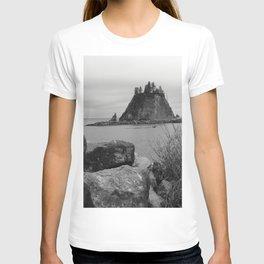 Evening At La Push Beach T-shirt
