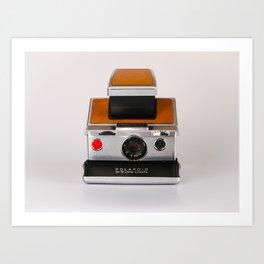 Polaroid SX-70 Land Camera Art Print