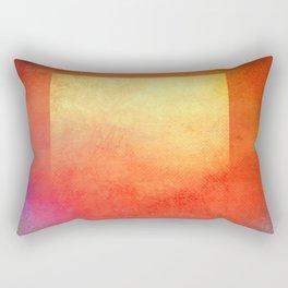 Square Composition Rectangular Pillow