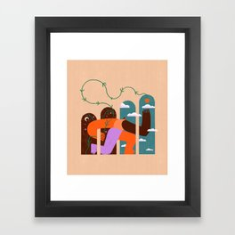 Jano Framed Art Print