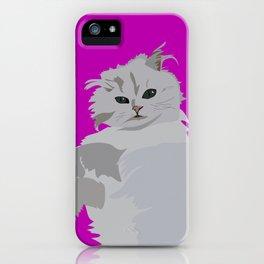 tricia iPhone Case