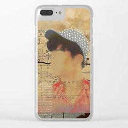 I.AM.U.S. Clear iPhone Case