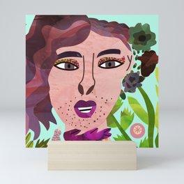Rose Savon Mini Art Print
