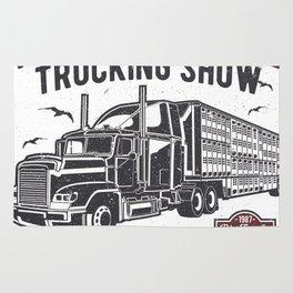 Big Truck Rug