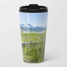 Along the Seward Highway, No. 2 Travel Mug