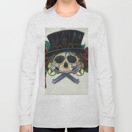 """Snake Eyes"" by KC Krimsin Long Sleeve T-shirt"