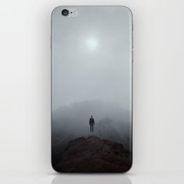 Abduction iPhone Skin