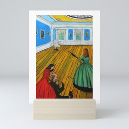 Molly Mini Art Print