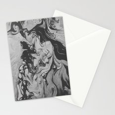 the grudge Stationery Cards