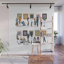 Art Gallery Wall Mural