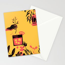Let me mix it up... Stationery Cards