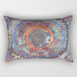 LA TURBINA MANDALA ART Rectangular Pillow