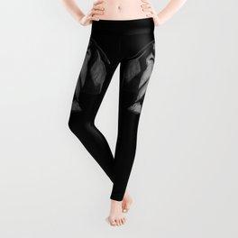 Lean on Me: Figure Drawing Study Leggings