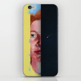 Which dimension I belong to? iPhone Skin