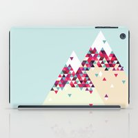 twin peaks iPad Cases featuring Twin Peaks by Attitude Creative