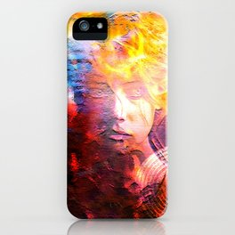 """ The truth for the world M. "" iPhone Case"