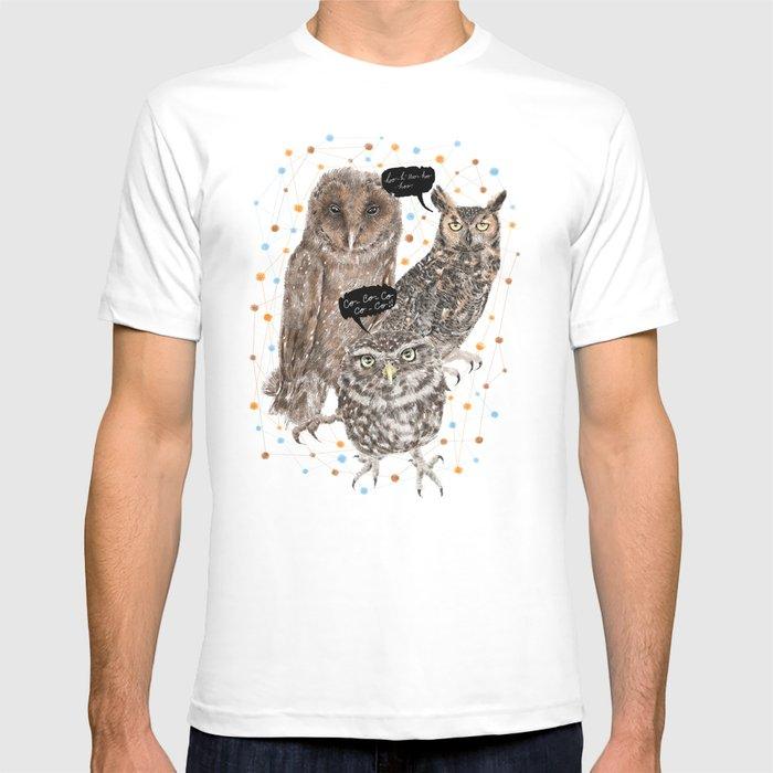 h'Hoo-hoo T-shirt