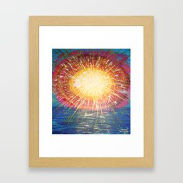 :: OneSun :: Framed Art Print