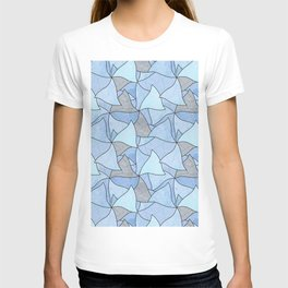 Abstract pattern . 2 T-shirt