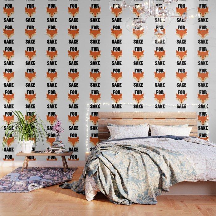 FOR FOX SAKE Wallpaper