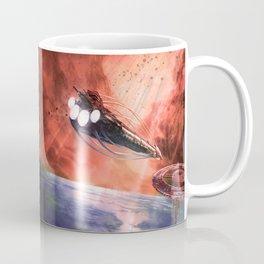 The Intrepid arrives at Carthage Coffee Mug