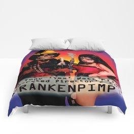 Frankenpimp (2009) - Movie Poster Comforters