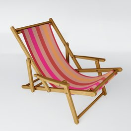 Summer Stripes Sling Chair