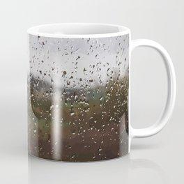 """When it's raining all day long"" Coffee Mug"