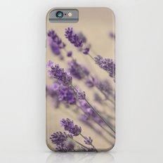 lavender dreams iPhone 6s Slim Case