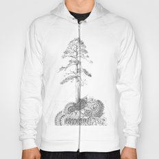 Quilted Forest I  Hoody