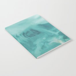 A Tranquil Dream No.1t by Kathy Morton Stanion Notebook