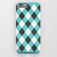 Argyle iPhone 6s Slim Case