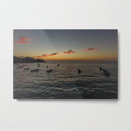 The perfect moment Metal Print