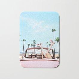 Long Beach Bath Mat