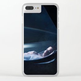 Ellen Ripley Alien fan art Clear iPhone Case