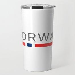 Norway Travel Mug