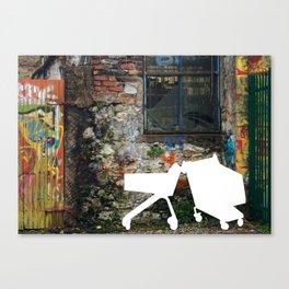 Sawmill Street Canvas Print