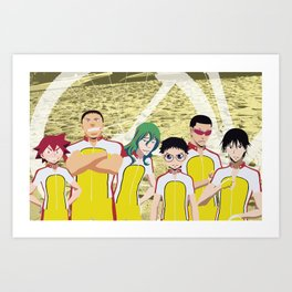 Sohoku Art Print