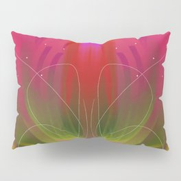 Abstract colorful pattern tropical Pillow Sham