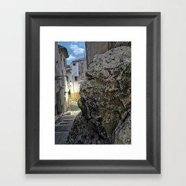 010 Framed Art Print