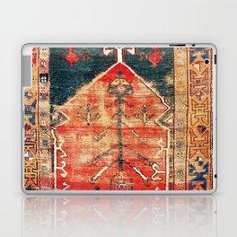 Konya Central Anatolian Niche Rug Print Laptop & iPad Skin