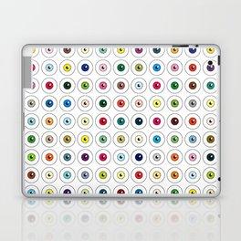 Through Damien Hirst's Eyes Laptop & iPad Skin